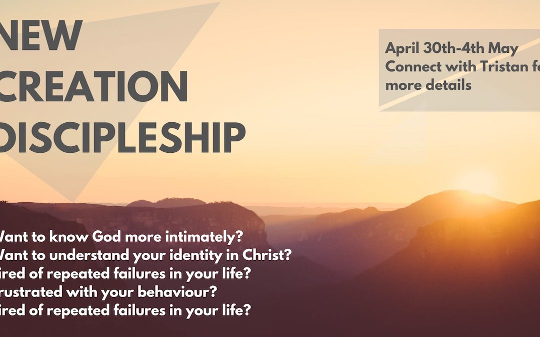 New Creation Discipleship